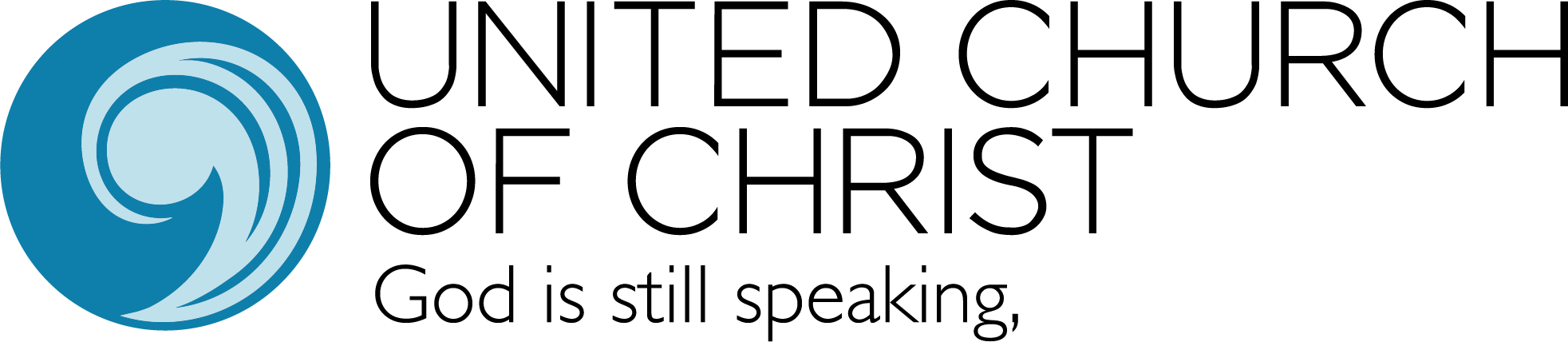 United Church of Christ, God is Still Speaking logo