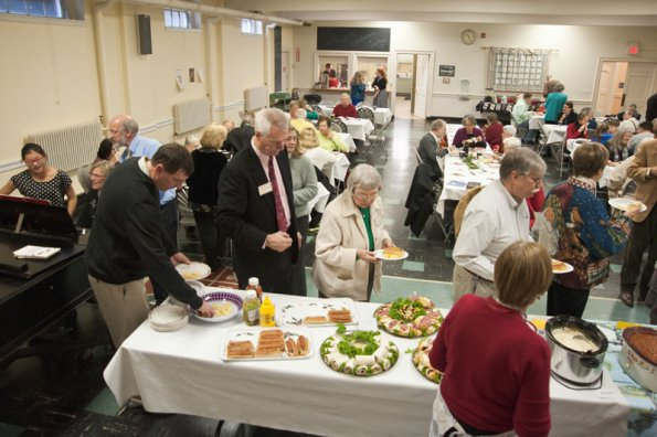 East Church Advent Luncheon 2012
