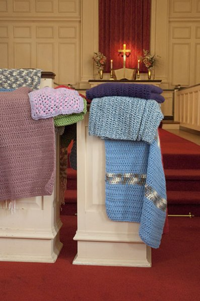 service of blessing Prayer Shawls